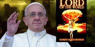 The Terrifying End Times Book that Pope Francis Wants the World to Read