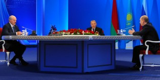 Russia Signs Historic Eurasian Economic Union Pact With Belarus And Kazakhstan