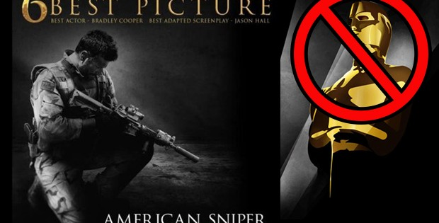Hollywood Snubs American Sniper Movie As Live Snipers Protect Oscar Ceremony From Rooftops