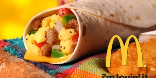 """New McDonald's """"Sausage"""" Burrito Has Over 100 Ingredients Including Chemical Used In Fireworks"""