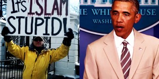 Obama's 'Terror Summit' Is Nothing More Than Islamic Public Relations Fest