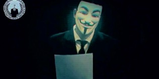 Anonymous Says It Will Take Down Israel On April 7th With An 'Electronic Holocaust' (VIDEO)