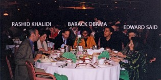 Barack Obama's Virulent Antisemitism Was Well Known In Late 1990's Chicago (VIDEO)