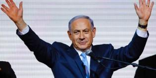Bibi Basking In Stunning Miracle Win As Obama's Plan To Unseat Netanyahu Lies In Ruins