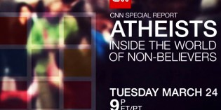 CNN And Ron Reagan Team Up To Attack Judeo-Christianity And Promote Atheism (VIDEO)