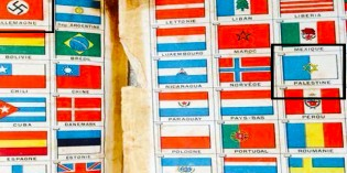 The 1939 Flag Of Palestine Further Proof That All Israel Belongs To The Jews
