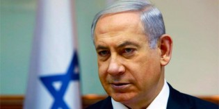 Netanyahu Says Israel Will Not Be Divided To Create Palestinian State