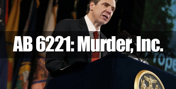 NY Assembly Passes Abortion Bill Allowing Shooting 3rd Trimester Babies Through the Heart With Poison