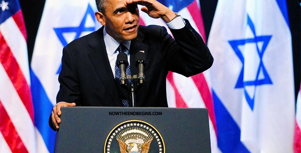 Obama Now Demands Israel Give Up Their Land To Create A Palestinian State