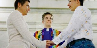Shock As Presbyterian Church Formally Approves Gay Marriage In Church Constitution