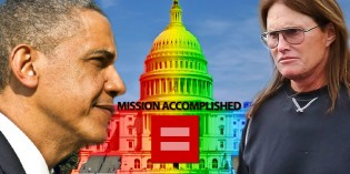 Obama's Greatest Legacy Just Might Be The Queering Of America