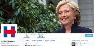 Hillary Clinton Launches 2016 Campaign With Over 2 Million FAKE Twitter And Facebook Followers