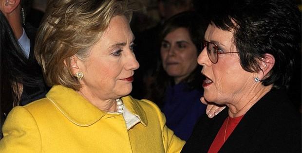Lesbians4Hillary Is Clinton's First Major Endorsement