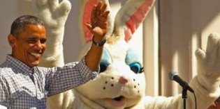 At Easter Prayer Breakfast, Obama Mockingly Complains That He Is 'Not Loved By Christians' (VIDEO)
