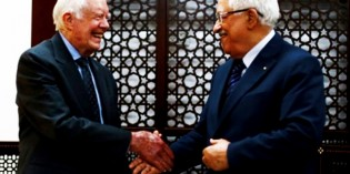 Jimmy Carter Praises Hamas, Says Netanyahu Is Reason Why There Is No Peace