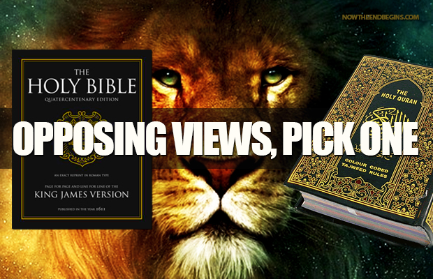 a comparison of the holy bible and the koran The bible vs the koran posted on 01/12/2007 by guest the islamic holy book known as the koran (or qur'an) claims to be the final word from god.