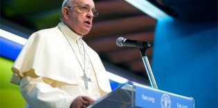 Pope Francis Calling For Global Wealth Redistribution To Stop Global Warming