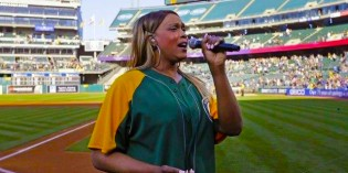 History Made As First Transgender Sings National Anthem At A Professional Sporting Event