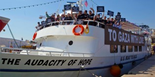 Israeli Defense Forces On High Alert As Blockade-Busting Flotilla Heads To Gaza Strip