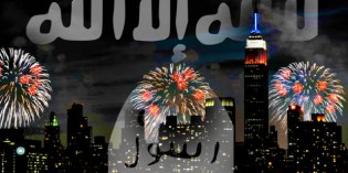 Homeland Security In New Jersey Fears ISIS Macy's Fourth Of July Fireworks Attack