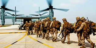 Another First As Obama Orders American Troops To Be Deployed On Foreign Vessels
