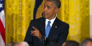 Narcissist Obama Tells Heckler At LGBT Event 'You're In MY House' (VIDEO)