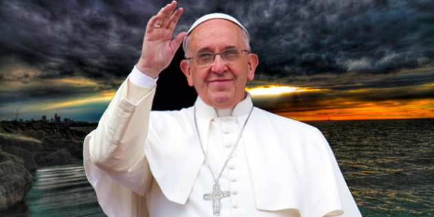 Pope Francis Ready To Talk About Climate Change, Global Depopulation And World Government