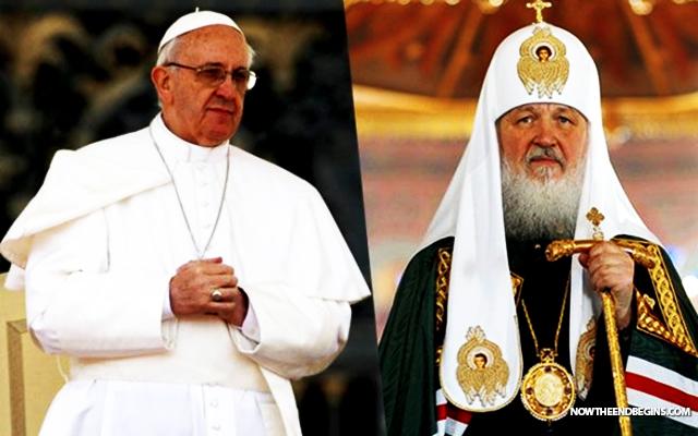 pope-francis-vatican-catholic-church-patriarch-kirill-russian-orthodox-historic-meetings-one-world-religion