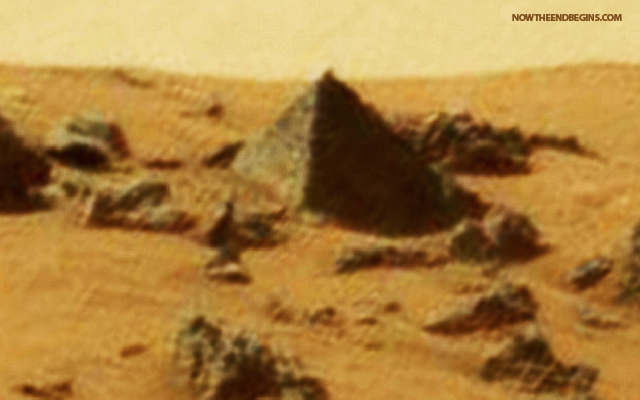 conspiracy about mars nasa - photo #3