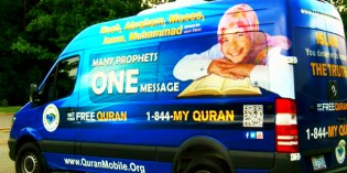 Has The Islamic Quran Mobile Rolled Through Your American Small Town Yet? It Will.