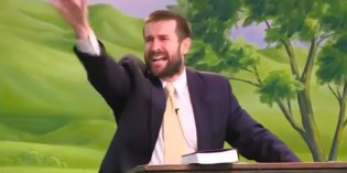 Hate Preacher Steven Anderson Says He's Praying For Bruce Caitlyn Jenner To Die In Hell