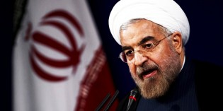 Iran President Hassan Rouhani Announces Support For Palestinians To 'Seize The Land' From Israel