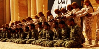 ISIS Teenagers Execute Group Of 25 Syrian Prisoners In Revived Roman Amphitheater (VIDEO)