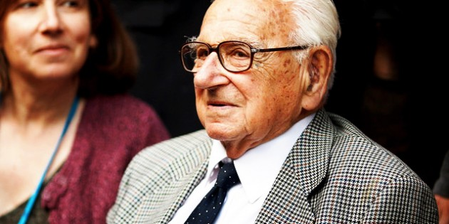 Nicholas Winton, Who Saved Hundreds Of Jewish Children From Hitler's Holocaust, Dies At 106