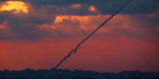 Rocket Alert Sirens Shatter Otherwise Calm Friday In Southern Israel