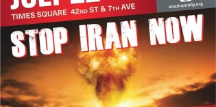Allen West Shreds Obama As 12,000 Patriots Attend Stop Iran Rally In Times Square (VIDEO)