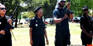 Armed Black Panther Members Make Good On Threat To Kill Texas Police Officers