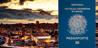 Brazil To Remove 'Jerusalem, Israel' From All Passports