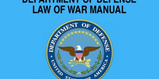 Obama's Pentagon Declares Journalists To Be 'Unprivileged Belligerents' With No Rights