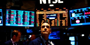 Panic On Wall Street As Stock Market Drops 500 Points In Wild Slide Down