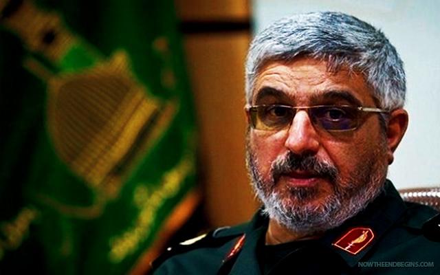 brigidier-allmänt Moshen-kazzemeini-iran-attacker-israel-obama-iranska kärnkrafts-affär
