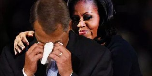 No More Tears! Speaker John Boehner Forced To Resign By Angry, Betrayed GOP