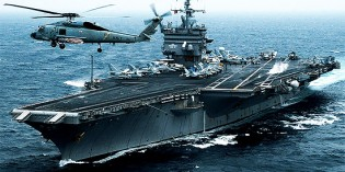 US Navy Deploys 2nd Aircraft Carrier To Persian Gulf Amid Iran Nuclear Tensions
