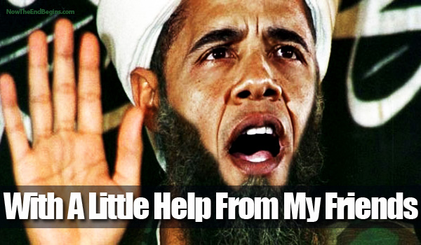 Obama Announces Plan To Fight Al Qaeda, By Arming Al Qaeda
