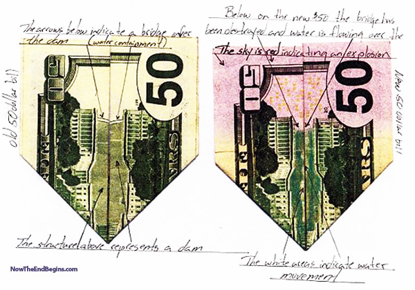 100 Dollar Bill Missile Do encrypted images in new us
