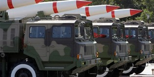 China Selling Missiles To Iran, Syria and Pakistan