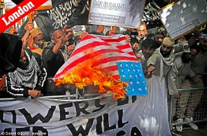 """This is what a """"day of love"""" looks like to Muslims. Death, fires, riots and property destruction are the tools they use for conflict resolution."""