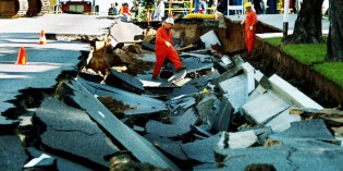 Massive Sinkhole Opens Up Near Walt Disney World In Florida