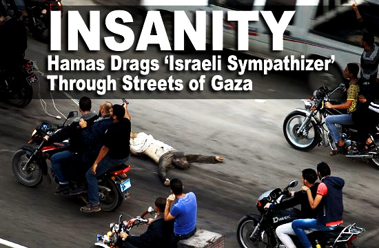 hamas-drags-israel-sympathizer-through-the-streets-of-gaza-tied-to-a-motorcycle