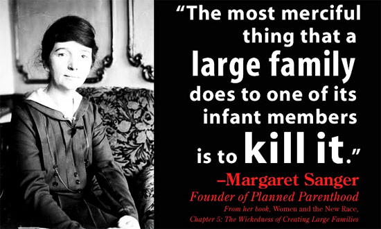 margaret sanger negro project Birth control or race control sanger and the negro project the negro project, instigated in 1939 by margaret sanger, was one of the first major undertakings of the.